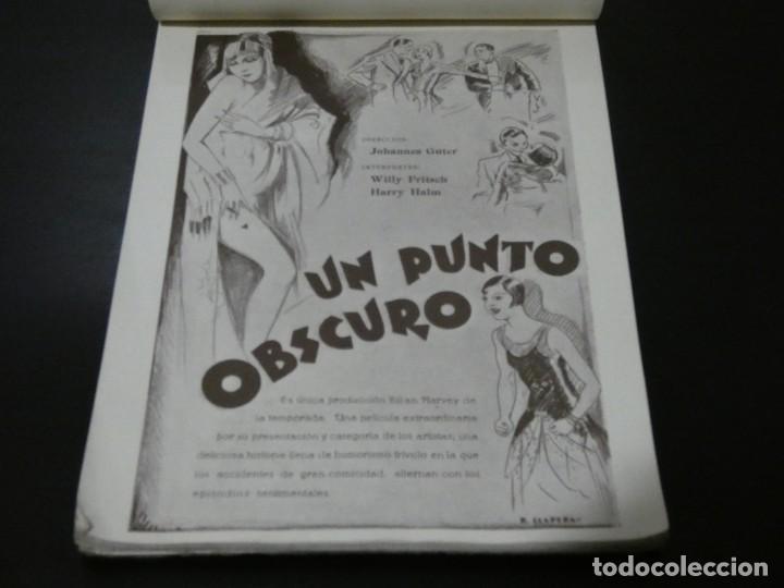 Cine: ver fotos TREMENDO BLOCK CON LOS ESTRENOS año 1930 DE LA U.F.A Y B.I.P CONCESION ESPAÑOLA- HITCHCOCK - Foto 16 - 194893925