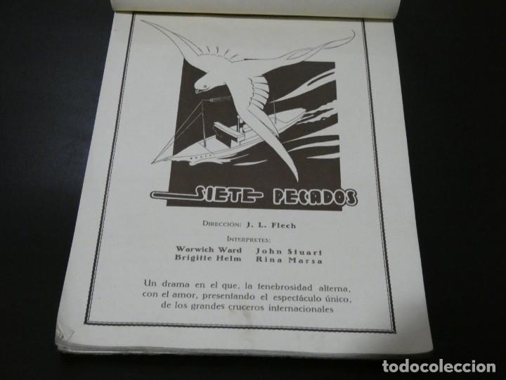 Cine: ver fotos TREMENDO BLOCK CON LOS ESTRENOS año 1930 DE LA U.F.A Y B.I.P CONCESION ESPAÑOLA- HITCHCOCK - Foto 19 - 194893925