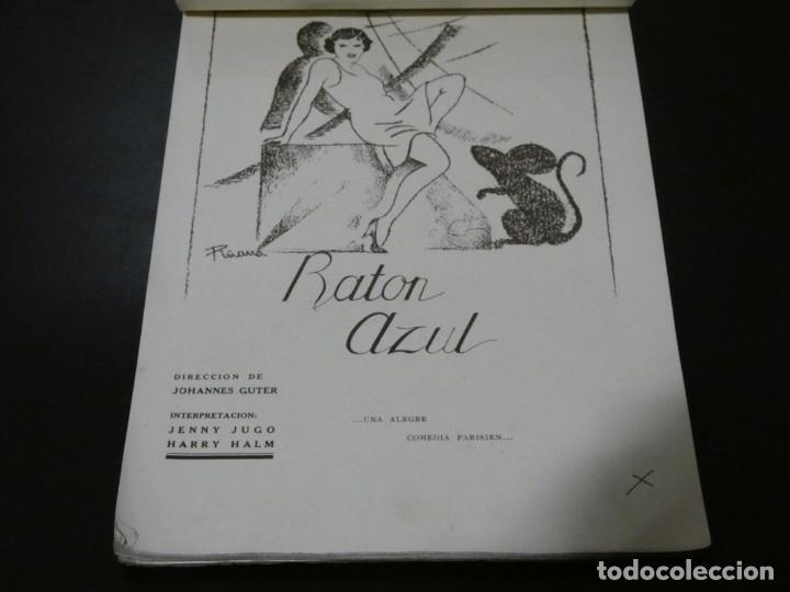 Cine: ver fotos TREMENDO BLOCK CON LOS ESTRENOS año 1930 DE LA U.F.A Y B.I.P CONCESION ESPAÑOLA- HITCHCOCK - Foto 20 - 194893925