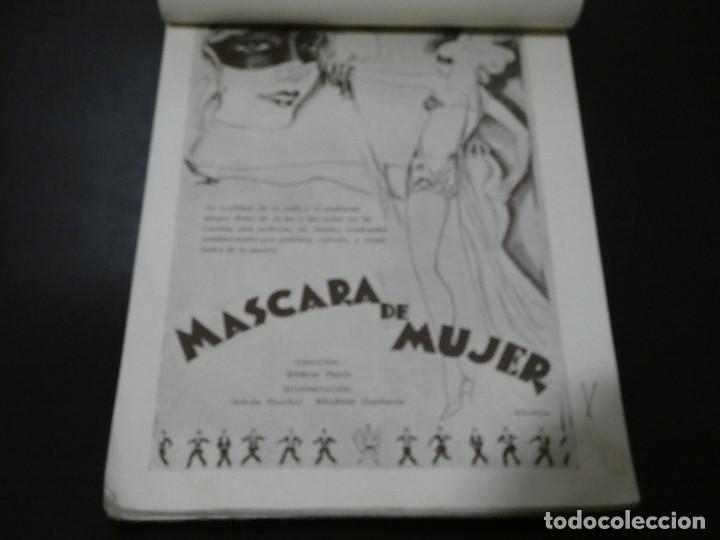 Cine: ver fotos TREMENDO BLOCK CON LOS ESTRENOS año 1930 DE LA U.F.A Y B.I.P CONCESION ESPAÑOLA- HITCHCOCK - Foto 21 - 194893925