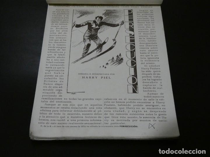 Cine: ver fotos TREMENDO BLOCK CON LOS ESTRENOS año 1930 DE LA U.F.A Y B.I.P CONCESION ESPAÑOLA- HITCHCOCK - Foto 22 - 194893925