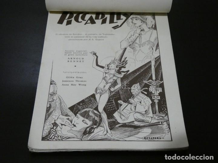 Cine: ver fotos TREMENDO BLOCK CON LOS ESTRENOS año 1930 DE LA U.F.A Y B.I.P CONCESION ESPAÑOLA- HITCHCOCK - Foto 29 - 194893925