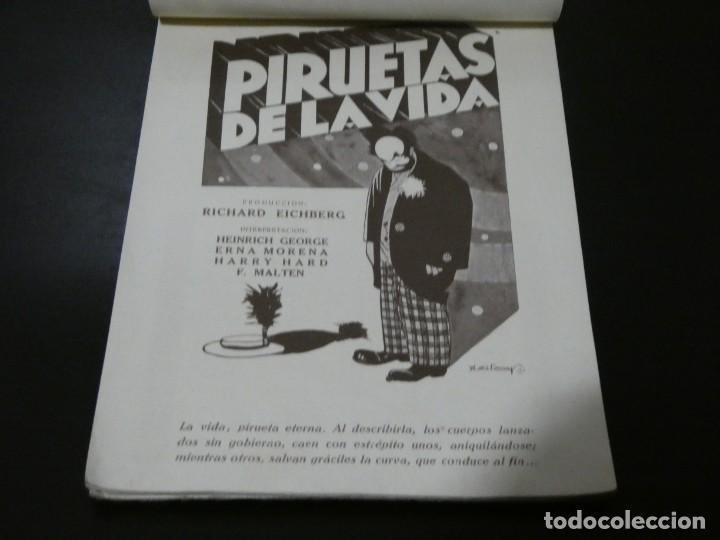 Cine: ver fotos TREMENDO BLOCK CON LOS ESTRENOS año 1930 DE LA U.F.A Y B.I.P CONCESION ESPAÑOLA- HITCHCOCK - Foto 30 - 194893925