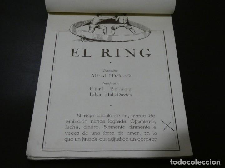 Cine: ver fotos TREMENDO BLOCK CON LOS ESTRENOS año 1930 DE LA U.F.A Y B.I.P CONCESION ESPAÑOLA- HITCHCOCK - Foto 35 - 194893925
