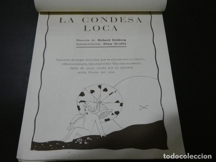 Cine: ver fotos TREMENDO BLOCK CON LOS ESTRENOS año 1930 DE LA U.F.A Y B.I.P CONCESION ESPAÑOLA- HITCHCOCK - Foto 38 - 194893925
