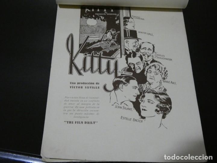 Cine: ver fotos TREMENDO BLOCK CON LOS ESTRENOS año 1930 DE LA U.F.A Y B.I.P CONCESION ESPAÑOLA- HITCHCOCK - Foto 41 - 194893925
