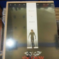Cine: PÓSTER EL CUERVO THE CROW 60 X 90. Lote 194894350