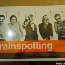 Cine: PÓSTER GIGANTE TRAINSPOTTING. Lote 194911773