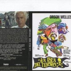 Cine: LA ISLA DEL TESORO. Lote 194924262