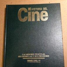 Cine: HISTORIA DEL CINE - DIARIO 16 - TOMO 1 - LAS MEJORES PELÍCULAS SUS ESTRELLAS Y SUS CREADORES. Lote 194993453