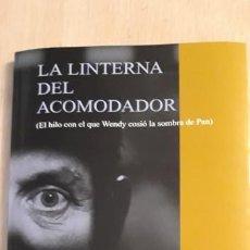Cine: 1 LIBRO DE ** . LA LINTERNA DEL ACOMODADOR. ** F. MUÑOZ ECHEVERRIA 2006 RIVAS VACIAMADRID . Lote 195013390