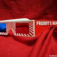 Cine: GAFAS CINE 3D- PELÍCULA FREDDY'S DEAD, THE FINAL NIGHTMARE (LA MUERTE DE FREDDY KRUGER), 1991.. Lote 195023383