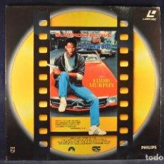 Cine: SUPERDETECTIVE EN HOLLYWOOD - LASER DISC. Lote 195279803