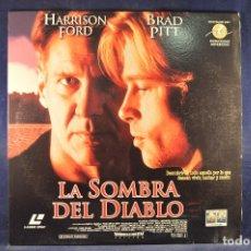 Cine: LA SOMBRA DE DIABLO - LASER DISC . Lote 195365482