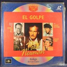 Cine: EL GOLPE - LASER DISC . Lote 195365585