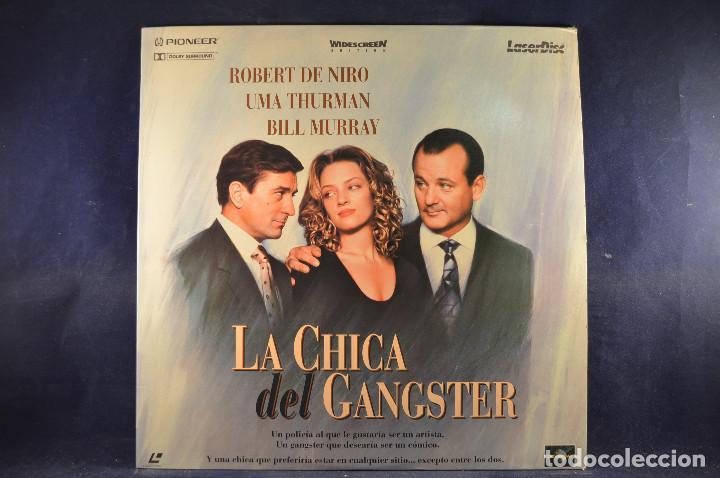 LA CHICA DEL GANSTER - LASER DISC (Cine - Varios)