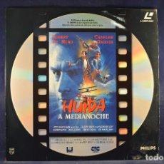 Cine: HUÍDA A MEDIANOCHE - LASER DISC . Lote 195366405