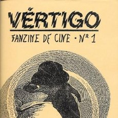 Cine: FANZINE DE CINE: VERTIGO Nº1. UNA JOYA. Lote 195508627