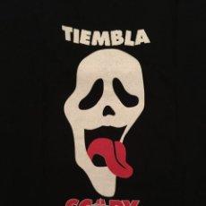 Cinema: CAMISETA SCARY MOVIE TALLA M. Lote 196919886