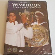 Cine: WIMBLEDON / REVIEW OFFICIELLE 2008 / DVD - PRECINTADO.. Lote 140909726