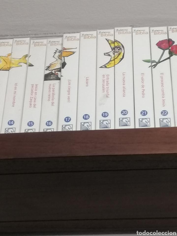 Cine: Lote completo VHS LA BIBLIA 26 - Foto 2 - 198357741