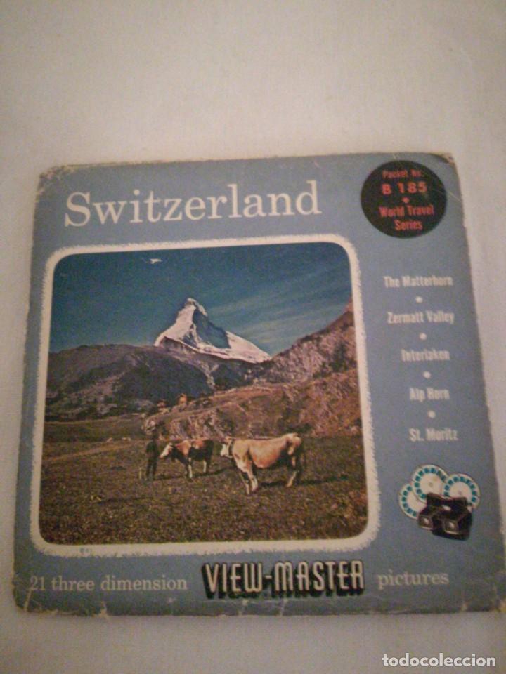 VIEW-MASTER SWITZERLAND (Cine - Varios)