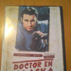Cinéma: DOCTOR EN ALASKA - DVD - TEMPORADA SEIS DISCOS CINCO Y SEIS. Lote 198822925