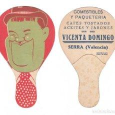Cine: MAGNÍFICO PAI PAI OLIVER HARDY EL GORDO Y EL FLACO CAFÉS DOMINGO SERRA VALENCIA 40S PAY PAY AA. Lote 188789116