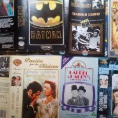 Cine: 55 CARATULAS VHS.. Lote 201366608