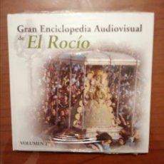Cine: GRAN ENCICLOPEDIA AUDIOVISUAL DE EL ROCÍO VOLUMEN 2.(NUEVO PRECINTADO) LIBRITO+DVD. VER FOTOS. VISIT. Lote 205594076