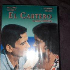 Cine: DVD EL CARTERO DE NERUDA. Lote 206406962