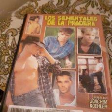 """Cine: PELÍCULA GAY """"LOS SEMENTALES DE LA PRADERA"""". Lote 207129957"""
