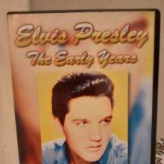 Cine: DVD ELVIS PRESLEY, THE EARLY YEARS. Lote 207133543