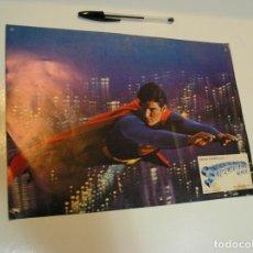Cine: SUPERMAN. EL FILM. FOTOGRAMA O FOTOCROMO. BUEN ESTADO. ORIGINAL,. Lote 208108976