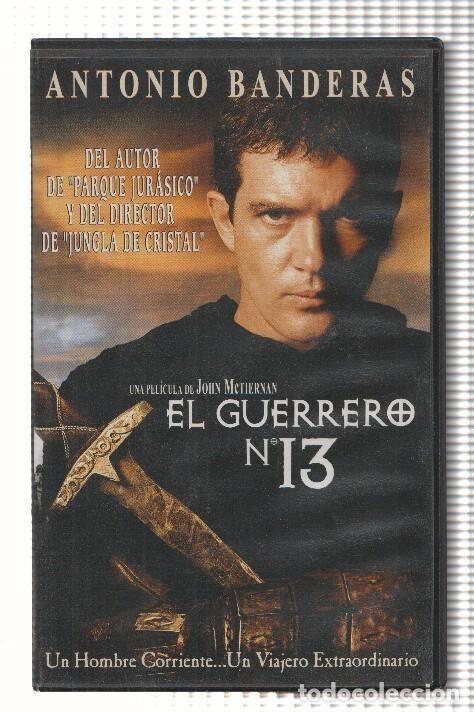 Vhs Cine El Guerrero Numero 13 Antonio Bander Comprar En Todocoleccion 208436256