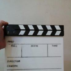 Cine: CLAQUETA DE CINE USADA. Lote 208473732