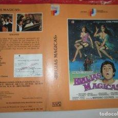 Cinema: SOLO CARATULA ~ BRUJAS MÁGICAS ~. Lote 208474325