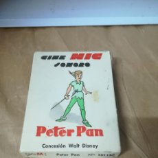Cine: PELICULAS CINE NIC. SONORO. PETER PAN. CONTIENE LOS 6 NUMEROS COMPLETOS. VER. Lote 209905135