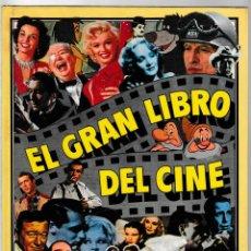 Cinema: EL GRAN LIBRO DEL CINE - JOEL W FINIER - HMB 1975. Lote 220882170