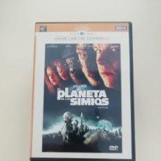 Cine: EL PLANETA DE LOS SIMIOS. Lote 210708169