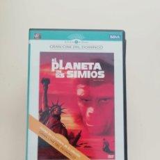 Cine: EL PLANETA DE LOS SIMIOS. Lote 210708542