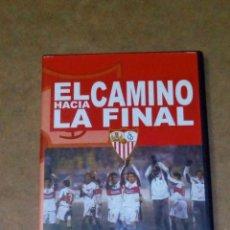Cine: VENDO DVD SEVILLA FC, EL CAMINO HACIA LA FINAL (VER OTRA FOTO).. Lote 211591536