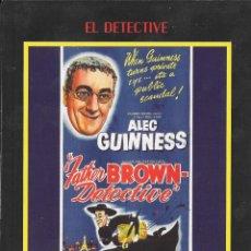 Cine: LIBRETO EL DETECTIVE - ROBERT HAMER. Lote 213023880