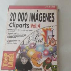 Cine: CD IMÁGENES CLIPARTS. Lote 213229225