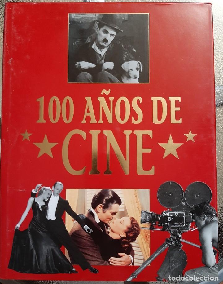 ENCICLOPEDIA 100 AÑOS DE CINE EDICIÓN ESPECIAL. (Cine - Varios)