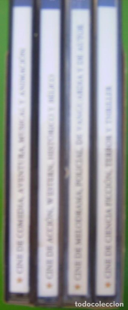 Cine: Lote Historia Multimedia de la Historia del Cine (4 CDs) - Fotogramas - Foto 4 - 217757195