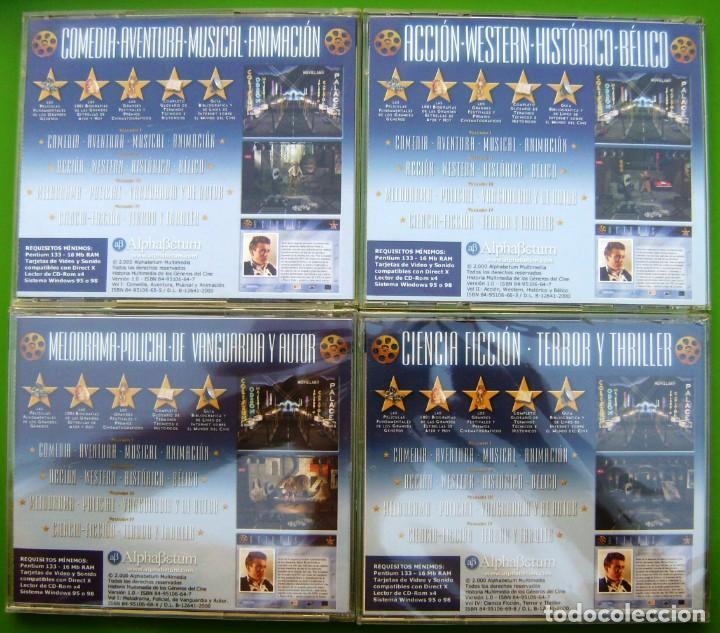 Cine: Lote Historia Multimedia de la Historia del Cine (4 CDs) - Fotogramas - Foto 5 - 217757195