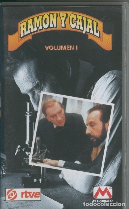 VIDEO VHS: RAMON Y CAJAL VOLUMEN 1 (Cine - Varios)