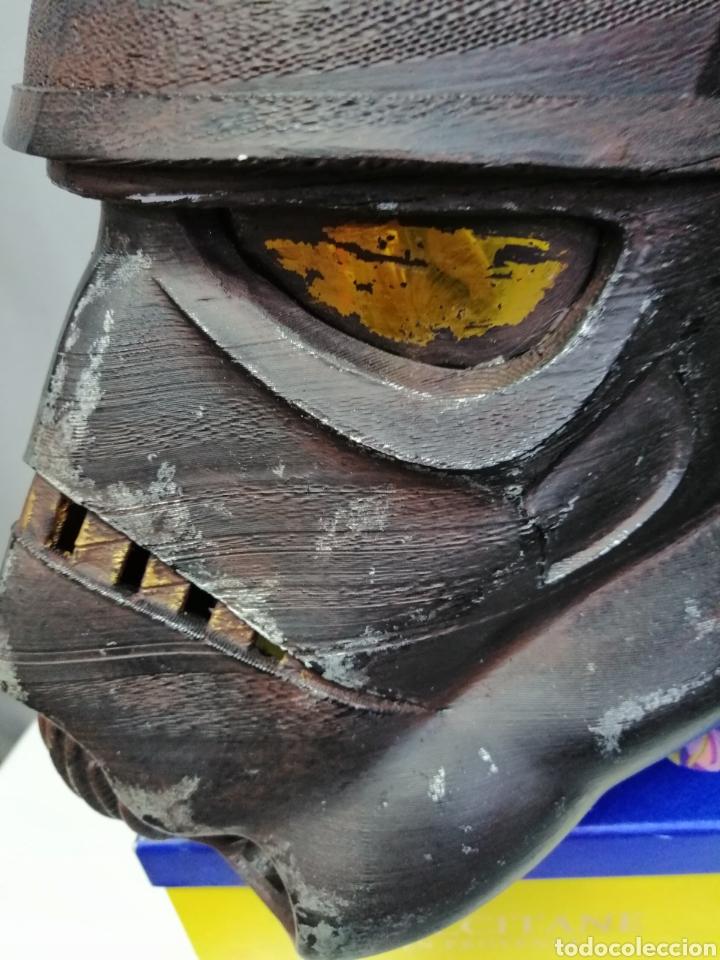 Cine: Casco Star Wars Tropas Imperiales Black Series - Foto 3 - 218708161