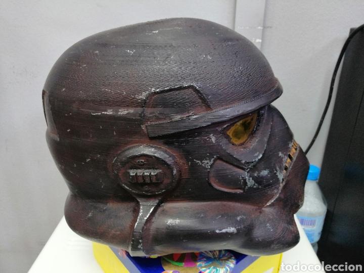 Cine: Casco Star Wars Tropas Imperiales Black Series - Foto 5 - 218708161